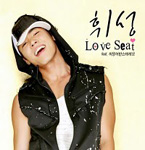 Wheesung love seat cover