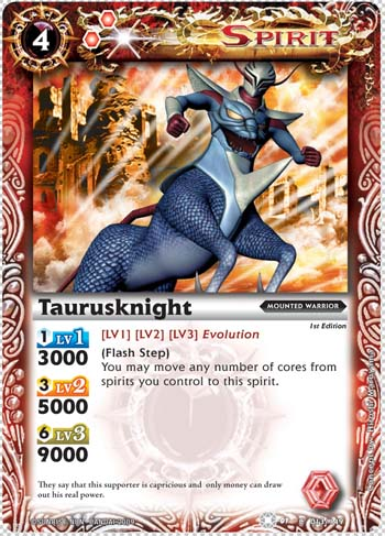 The First of many Taurusknight2