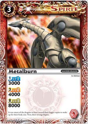 BS01 -battle spirits set 1 -spirits. 300px-Metalburn2