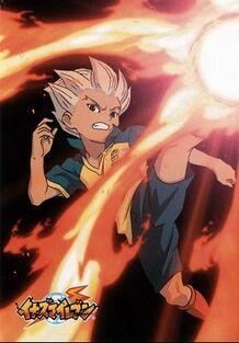 Anime: Inazuma Eleven 218px-Axel_Blaze2