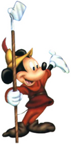 Mickey campesino