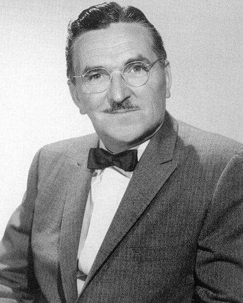 Howard McNear - Mayberry Wiki