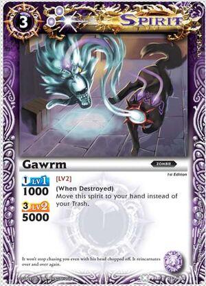 BS01 -battle spirits set 1 -spirits. 300px-Gawrm2