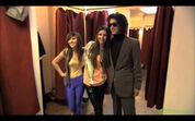 7 Secrets with Victoria Justice dress room