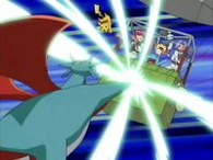 EP378 Salamence de Dracn usando garra dragn
