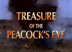 TreasureOfThePeacock&#39;sEye