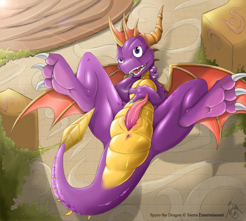Spyro porn pics sexual scene