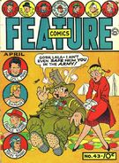 Feature Comics Vol 1 43
