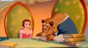 Belle and the Beast Human Again