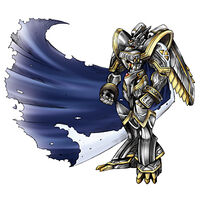 Alphamon b