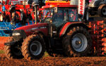 Case IH MXM 155 on Agfest 2010
