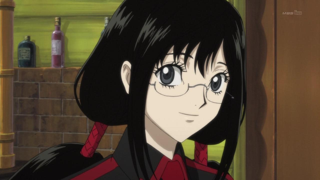 Blood C Anime Characters Wiki : Saya kisaragi blood c wiki