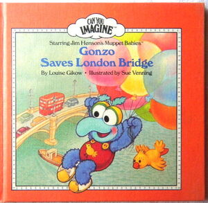 GonzoSavesLondonBridge