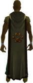 Hunter cape (t) equipped