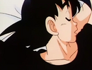 Sexy Goku 18 yrs old in bed sleeping
