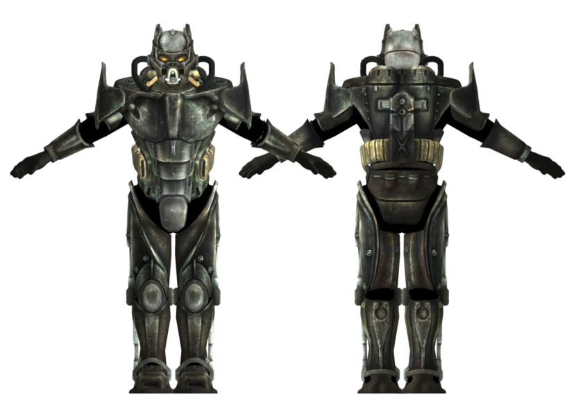 wiki Power armor (Fallout )