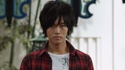 Takeru Shiba