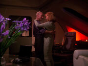 Beverly and the Picard impostor