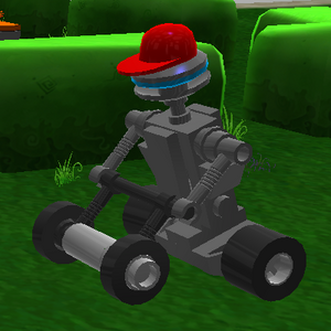Robot Mower 2