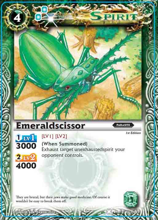 The First of many Emeraldscissor2