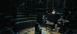 Muggle-Born Commission Courtroom