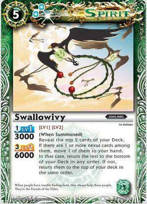 BS01 -battle spirits set 1 -spirits. 300px-Swallowivy2