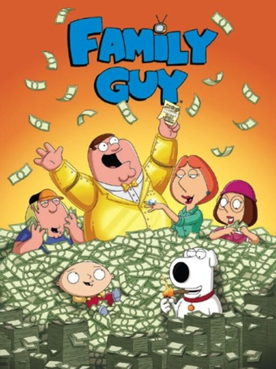 Family Guy Season 10 Episode 1 Lottery Fever