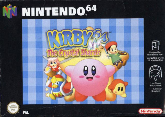 Kirby 64 The Crystal Shards Kirby Wiki The Kirby