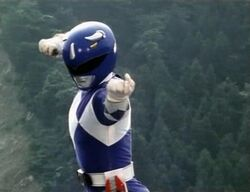 MMPR Blue Ranger