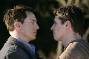 Torchwood Gray &amp; Capt. Jack