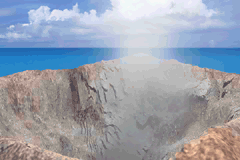 Definição: Vulcão Volcano-GX1