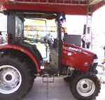 Case IH Farmall 40 CVT MFWD - 2010