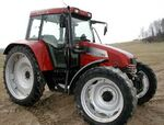 Case IH CS86 Bavaria MFWD - 2000