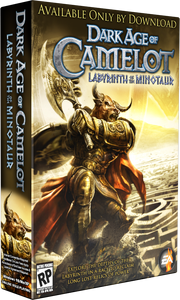 Labrynth of the Minotaur boxart