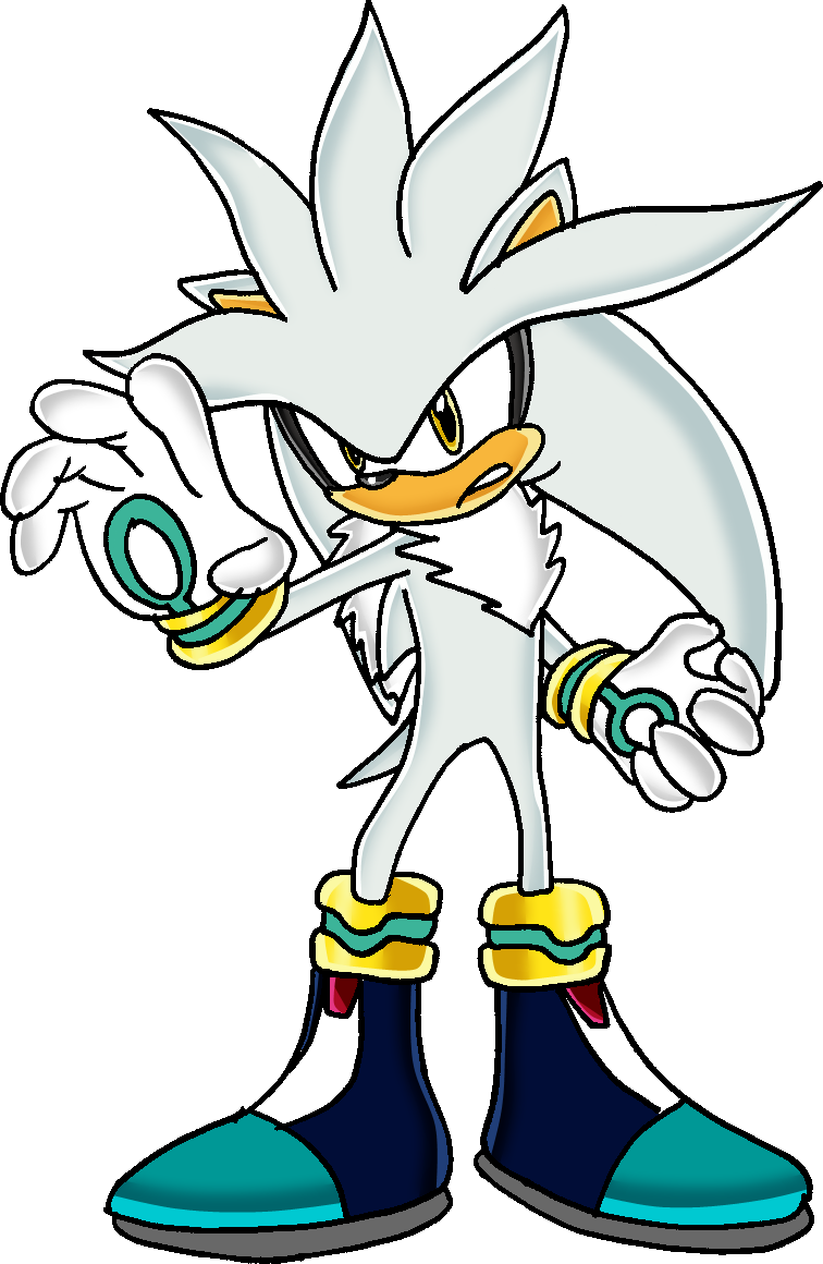 Image - Silver The Hedgehog Project 20.png - Sonic News Network, the ...