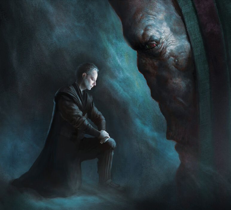 Star Wars: Darth Plagueis artwork