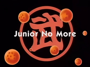 JuniorNoMore