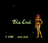 Metroid II Best Ending-1-