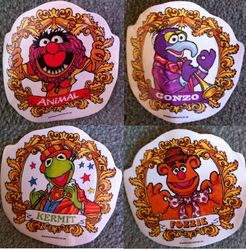 MuppetStickerwreath