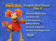 FraggleRockSeason1Disc4Menu
