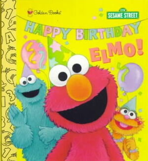 Book.Happybirthdayelmo