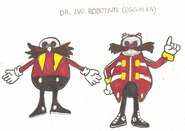 Dr. Eggman HYRO