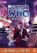 Day of the Daleksusdvd