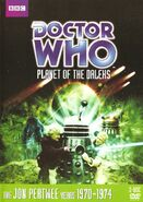 Planet of the daleks us dvd
