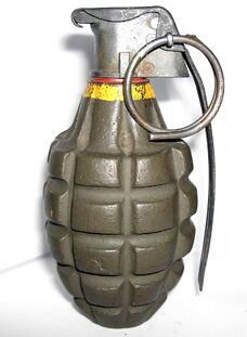 MkII grenade