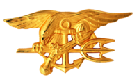US Navy SEALs Insignia
