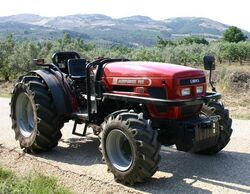 Yagmur Agripower F85 MFWD