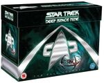 Deep Space Nine Complete DVD