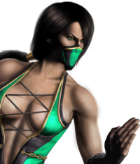 Versus Jade (MK9)