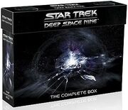 Deep Space Nine Complete DVD (Danish)
